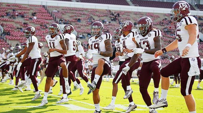 Texas A&M Aggies vs. Texas State Bobcats at Kyle Field