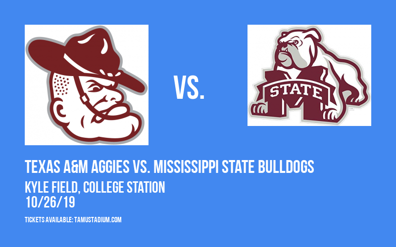 PARKING: Texas A&M Aggies vs. Mississippi State Bulldogs at Kyle Field