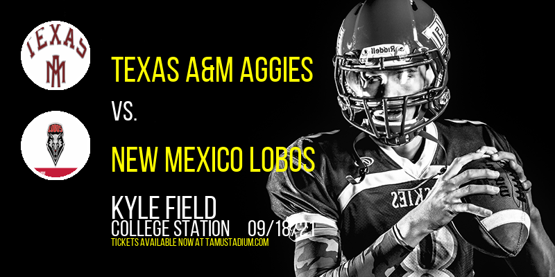 Texas A&M Aggies vs. New Mexico Lobos at Kyle Field