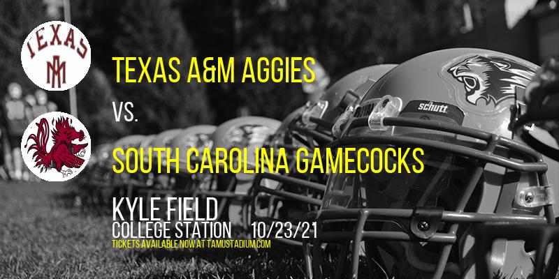 Texas A&M Aggies vs. South Carolina Gamecocks at Kyle Field