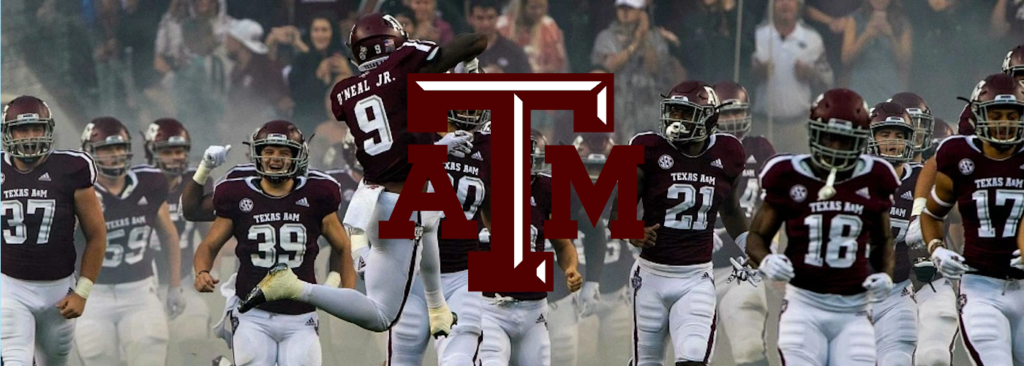 Texas A&M Aggie kyle field