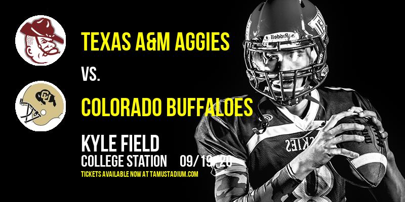 Texas A&M Aggies vs. Colorado Buffaloes at Kyle Field